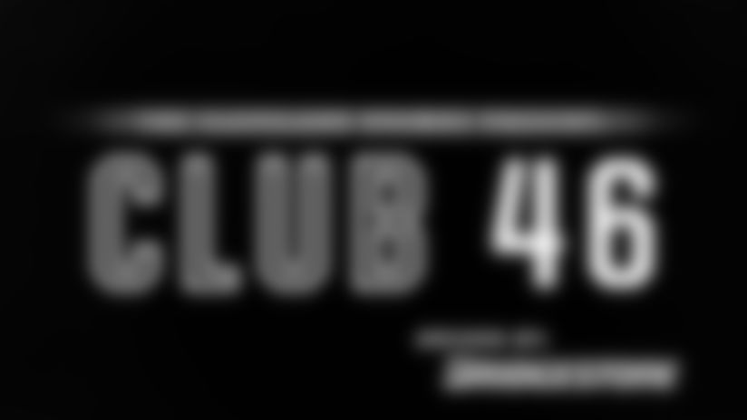Club 46: Episode 1 - Phil Dawson