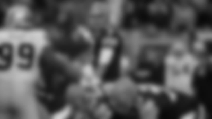 We get scrappy with the Raiders: Joe Thomas' Unforgettable Memories
