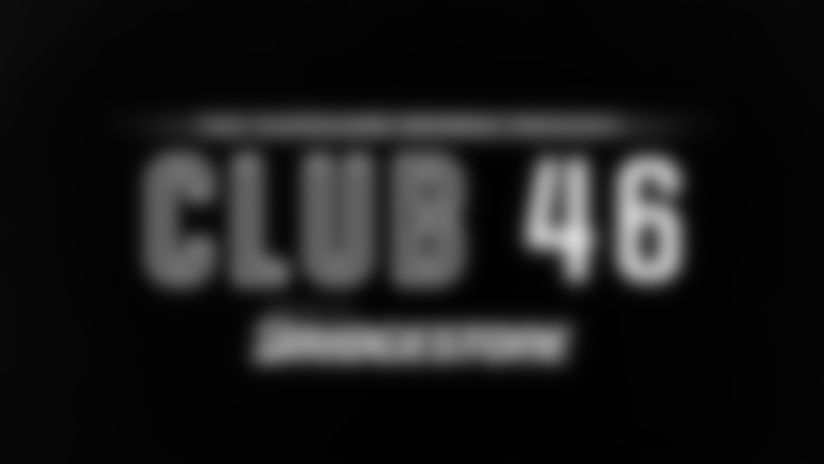 The Cleveland Browns present Club 46
