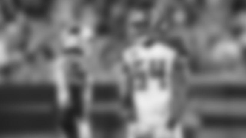 TAMPA, FL - NOVEMBER 21, 2019 - Cornerback Mazzi Wilkins #37 of the Tampa Bay Buccaneers headshot taken at AdventHealth Training Center. Photo By Kyle Zedaker/Tampa Bay Buccaneers