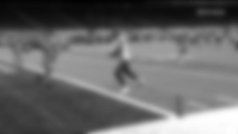 Mike Evans catches for a 22-yard Touchdown vs. Detroit Lions