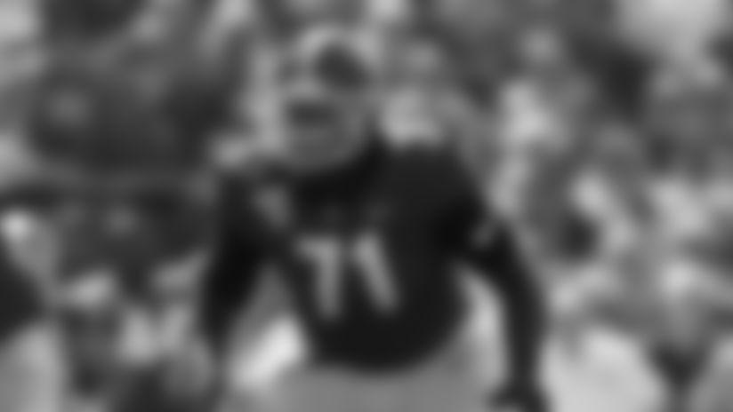 (14) OT Andrew Thomas - Buccaneers