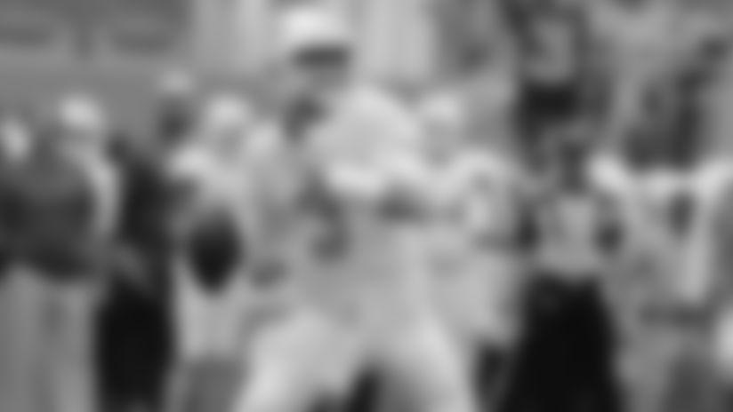 Quarterback Josh Rosen