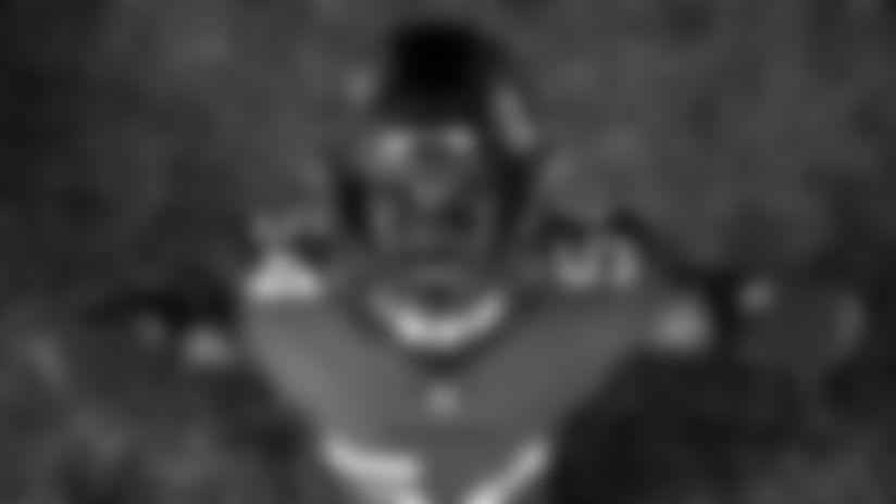 TAMPA, FL - Inside Linebacker Lavonte David #54 in the Buccaneers' new alternate uniform. Photo by Tampa Bay Buccaneers