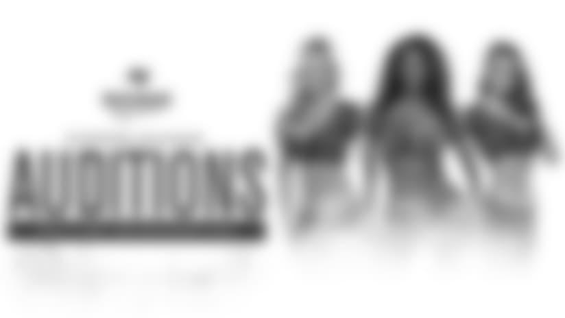 2018 Buccaneers Cheerleaders Audition Info