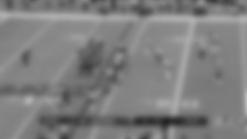 Breshad Perriman Mosses Defender on 27-Yard Snag | Bucs vs. Texans Highlights