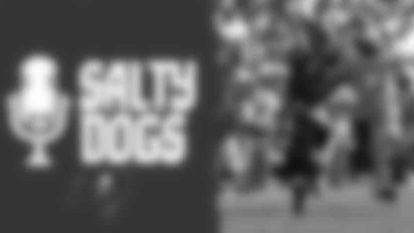 Salty Dogs Podcast with Karl Williams
