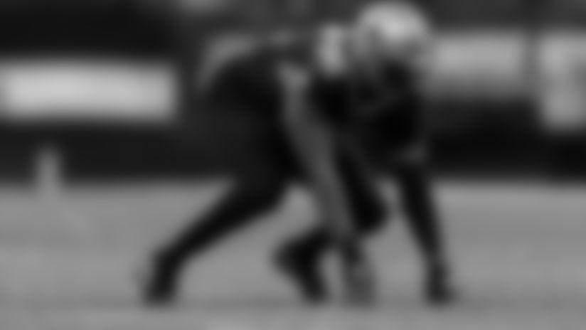New Orleans Saints defensive end Marcus Davenport (92)