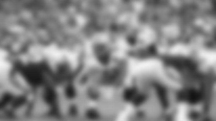 New Orleans Saints offensive lineman Josh LeRibeus (61) during an NFL preseason football game against the Los Angeles Chargers on Saturday, Aug. 25, 2018 in Carson, Calif. (Greg Trott via AP)