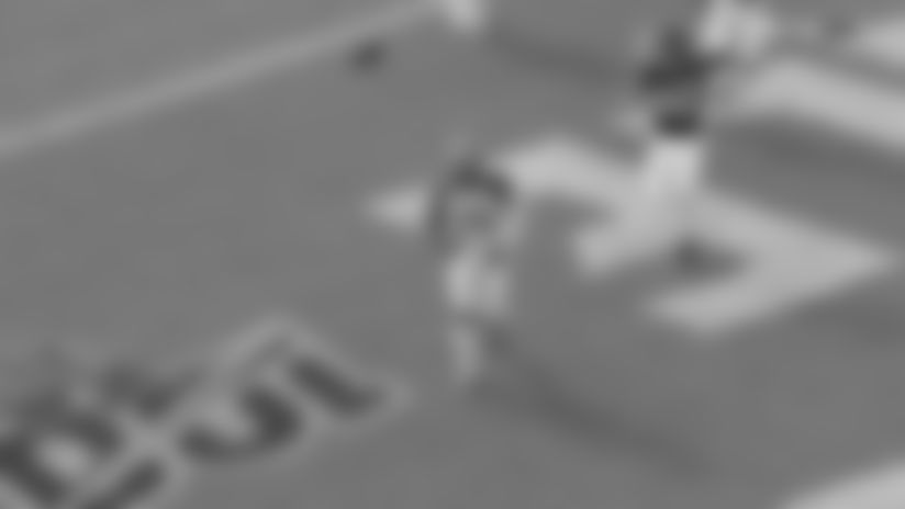 Peyton Barber Bursts Through Jags' D for 15-Yard TD | Bucs vs. Jaguars Highlights