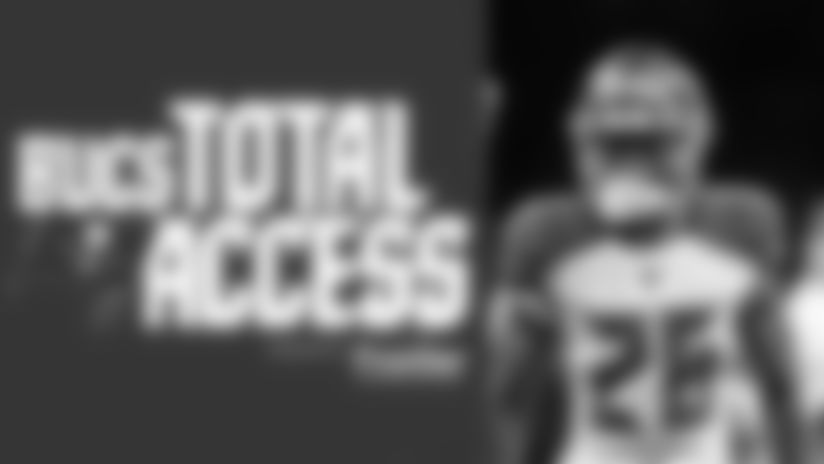 Bucs Total Access with CB Sean Murphy-Bunting | Oct. 7