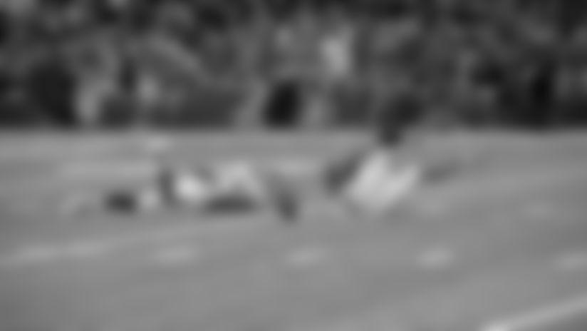 Carlton Davis Breaks Up a Pass | Camp Highlight