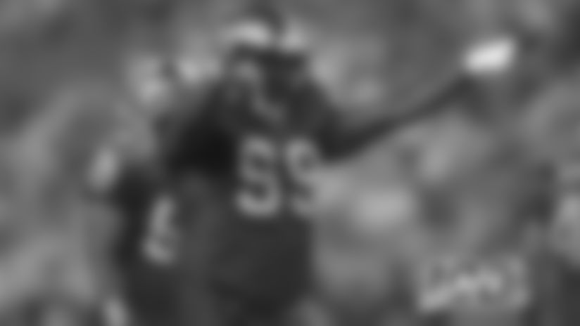 In honor of the NFL's 100th season, we're counting down from 100 to 1, providing a memorable moment or accomplishment in Bucs history associated with each number…Part I: 100-81.