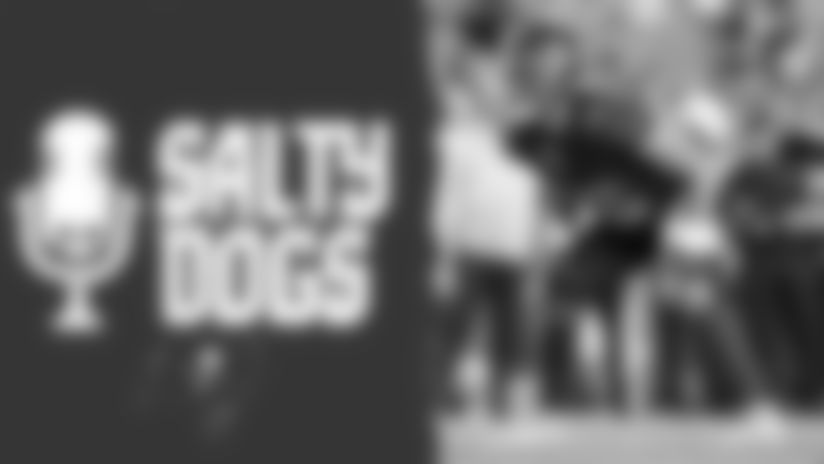 Salty Dogs Podcast with Jack Cichy