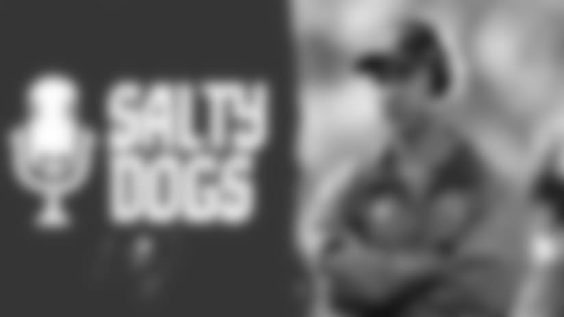 Salty Dogs Podcast with Tony Dungy