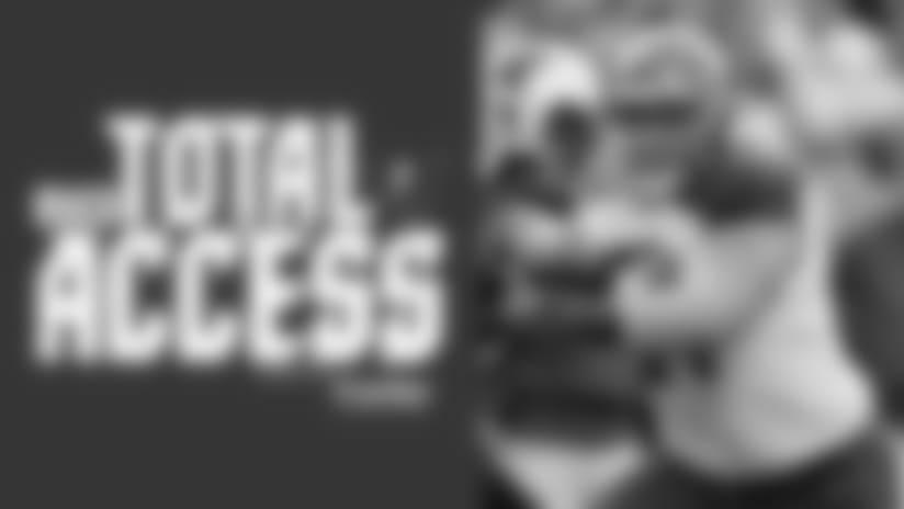 Bucs Total Access with DT Beau Allen, Nov. 5