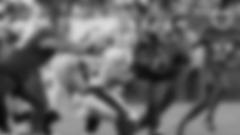 Kamara, Jordan Among Saints' Game-Wreckers