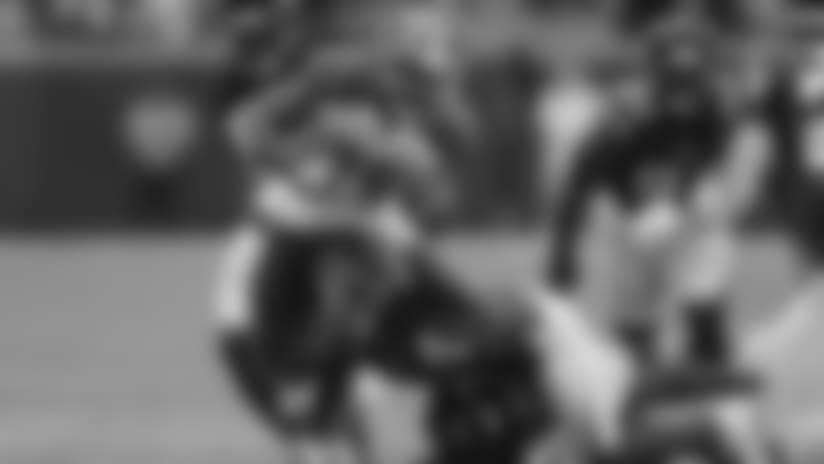 Rewinding Peyton Barber's 4th Quarter Touchdown Catch vs. the Falcons