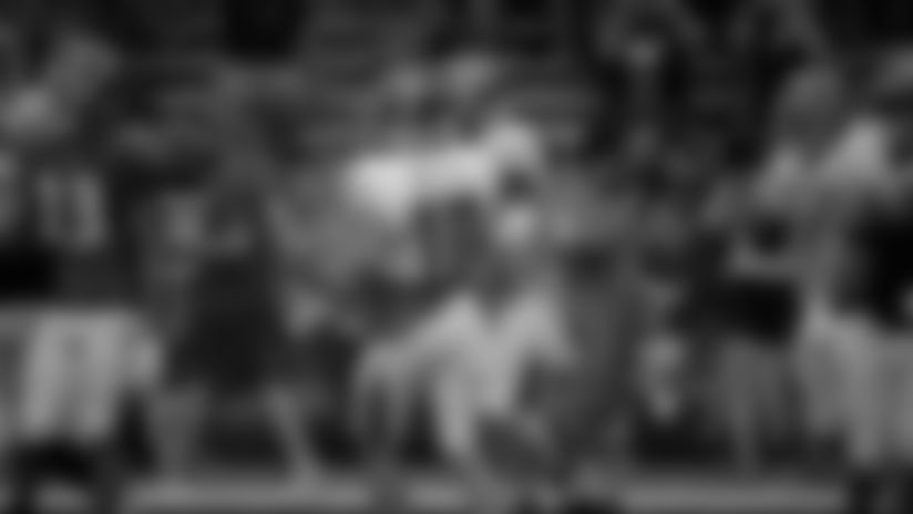 Jameis Winston Finds Chris Godwin for the Touchdown | Camp Highlight
