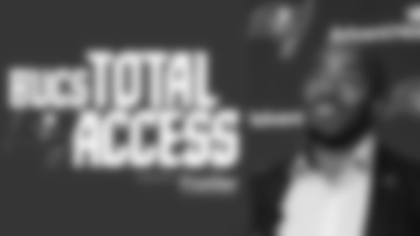Bucs Total Access with Rondé Barber | Sep. 16