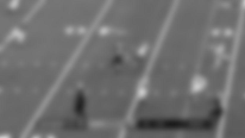 Sean Murphy-Bunting Intercepts Teddy Bridgewater Pass   Bucs vs. Saints Highlights
