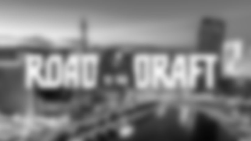 What is the Bucs' Top Priority in the Draft? | Road to the Draft