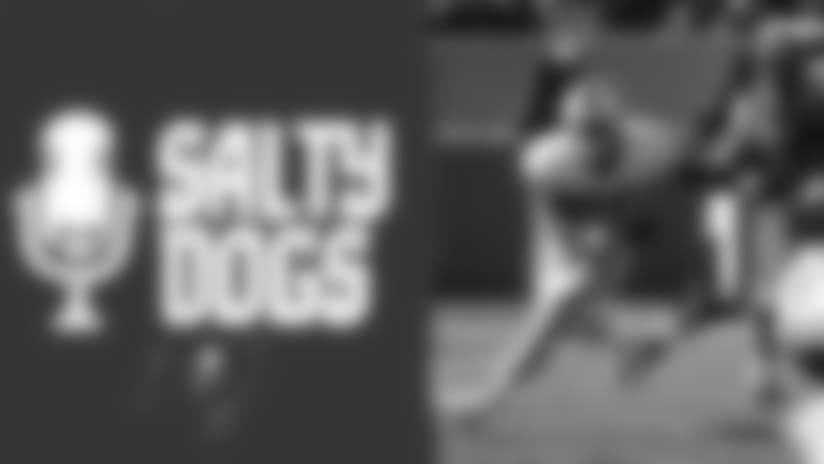 Salty Dogs Podcast with Kenny Gant