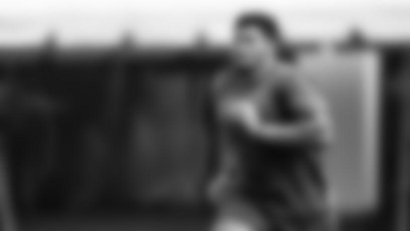 Bucs Rookie Tristan Wirfs Ready for Challenge Unorthodox First Training Camp Brings