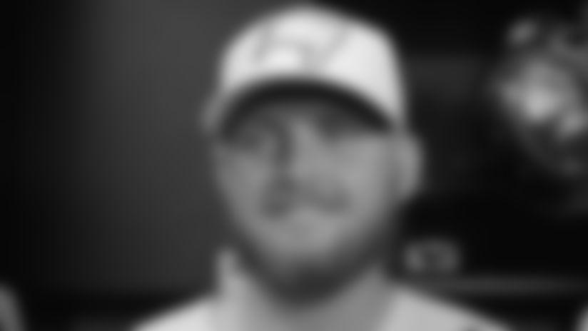 Matt Gay on Career Long 58-Yard Field Goal | Locker Room Interview