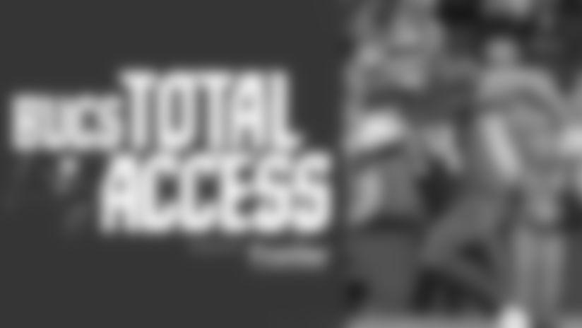 Bucs Total Access with TE Cam Brate   Nov. 25th