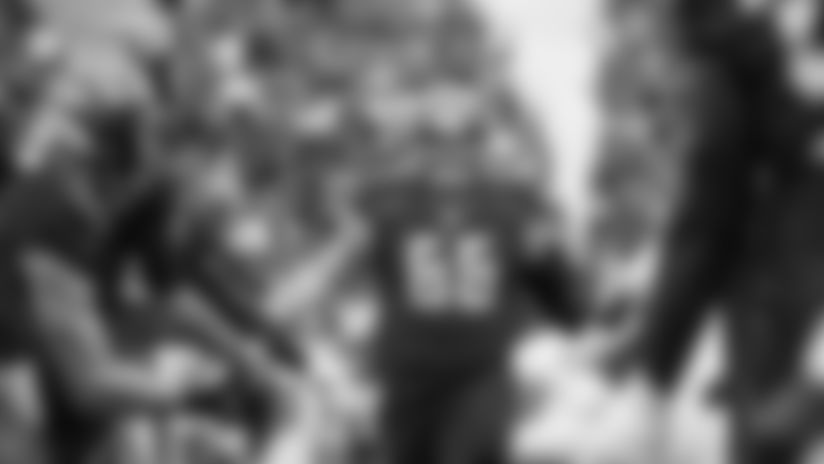 The Best Buccaneers Players by Jersey Number 61-70