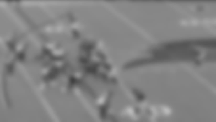Carl Nassib Sacks QB Alex Smith | Bucs vs. Redskins Highlights