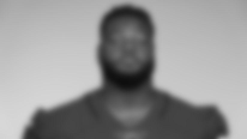 Jordan Phillips 2020 Arizona Cardinals Headshot