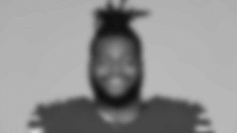 DL Jordan Phillips Headshot 2020 Cardinals Free Agency