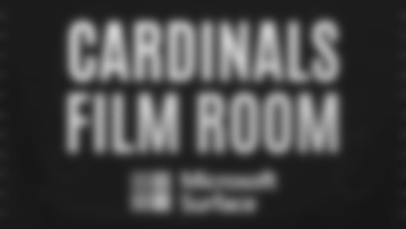 Cardinals Film Room: Larry Fitzgerald's Touchdown Pass To David Johnson