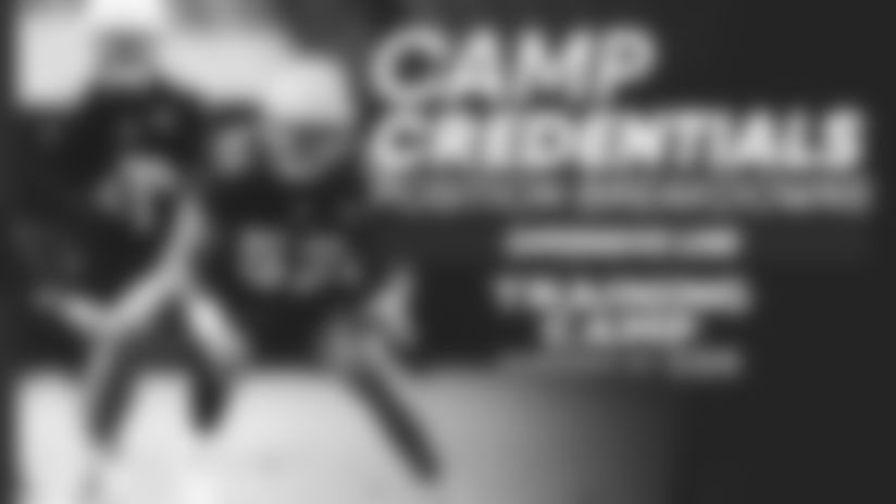 Camp Credentials - Offensive Line
