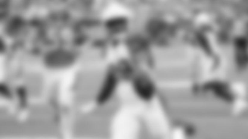 Edmonds Carves Through Bengals' Defense On 37-Yard TD