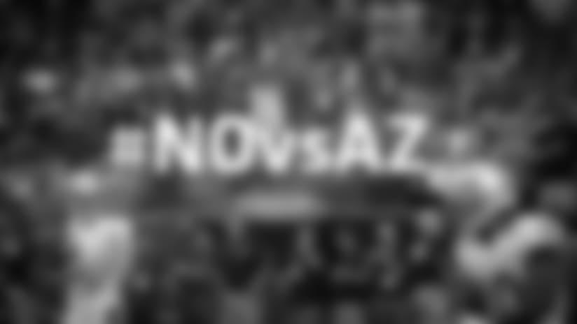 Countdown To Liftoff - #NOvsAZ