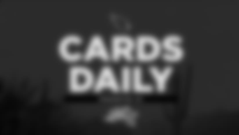 Cards Daily - Kingsbury On Kyler Reports