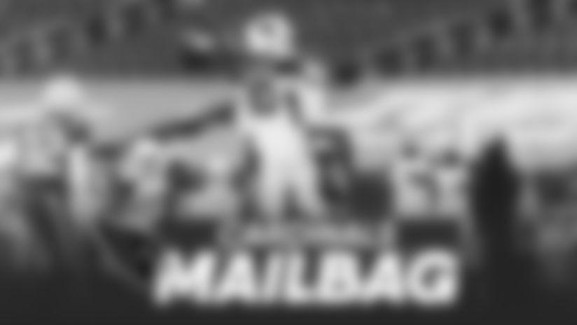 Hopkins catch against Patriots Mailbag