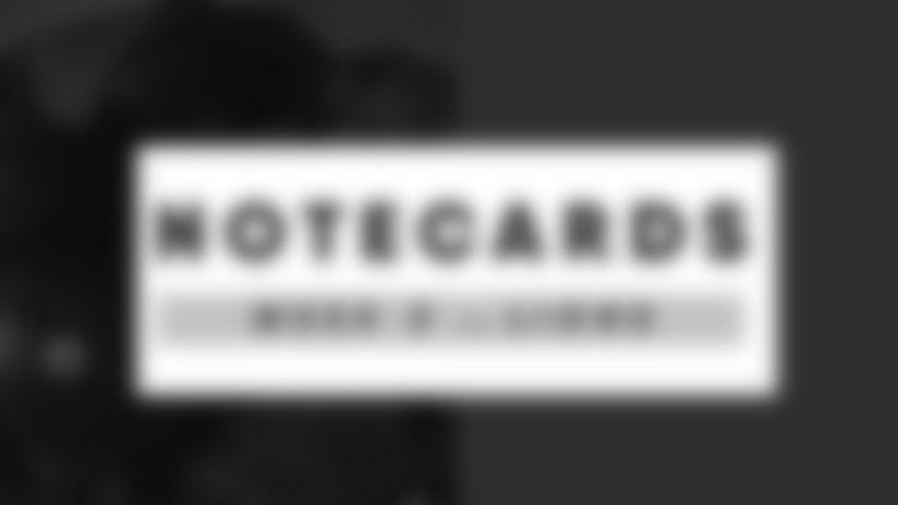 NoteCards 2020 Week 3: Detroit Lions vs. Arizona Cardinals Promo Image