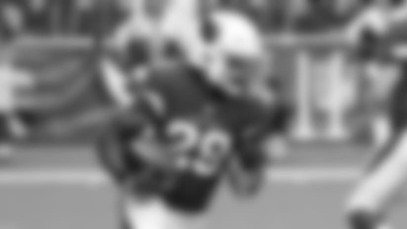 Out Of Bounds - RB Chase Edmonds