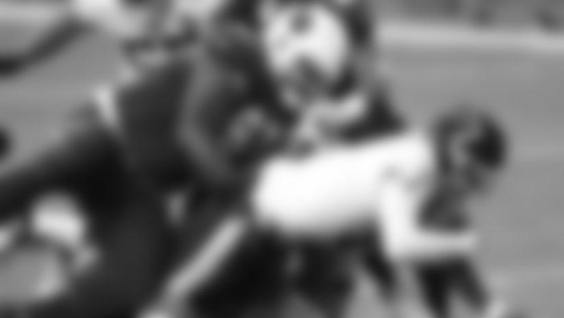 Arizona Cardinals defensive tackle Jordan Phillips was consistently pressuring Washington QB Dwayne Haskins throughout the regular season game on Sunday, September 20, 2020.