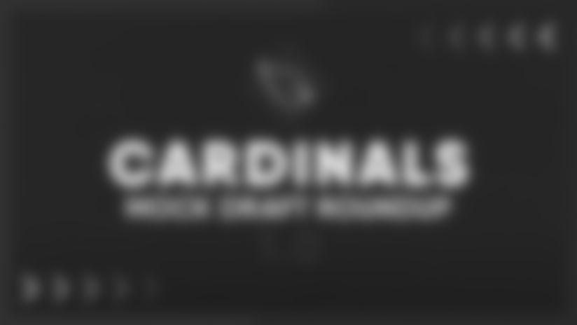 Cardinals Mock Draft Roundup 1.0