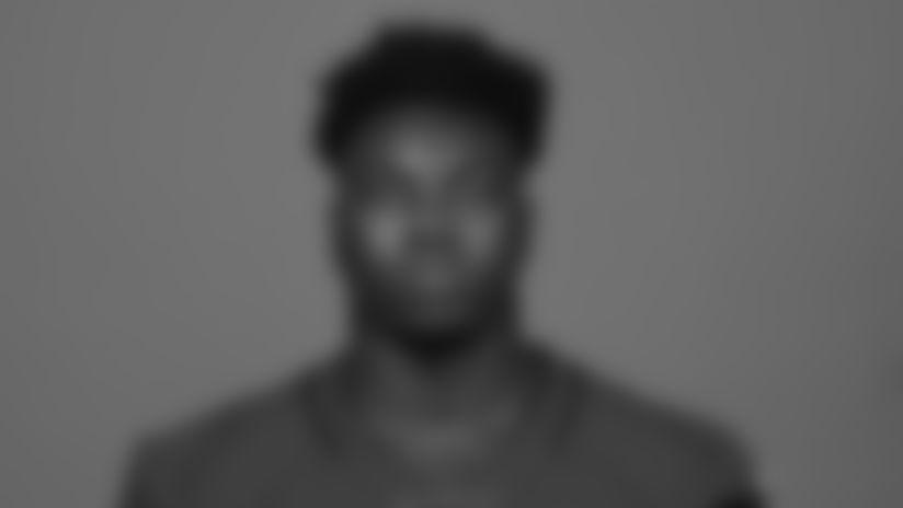 Victor Dimukeje 2021 NFL Headshot