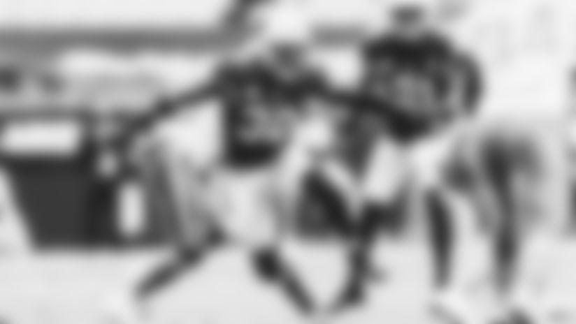 S Budda Baker has been battling a groin injury this week.