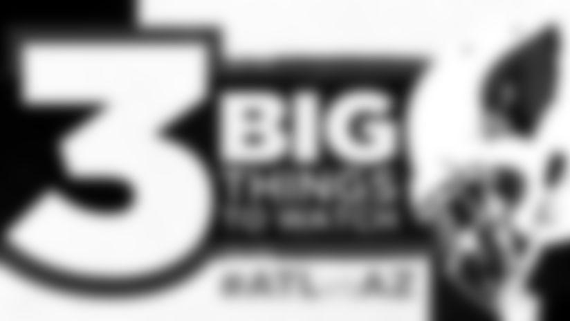 Falcons 3 big things