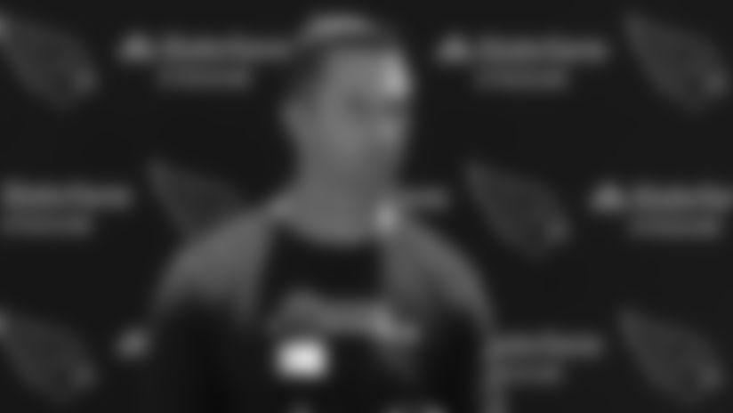 Kingsbury Talks Peterson's Return, Monday's Practice