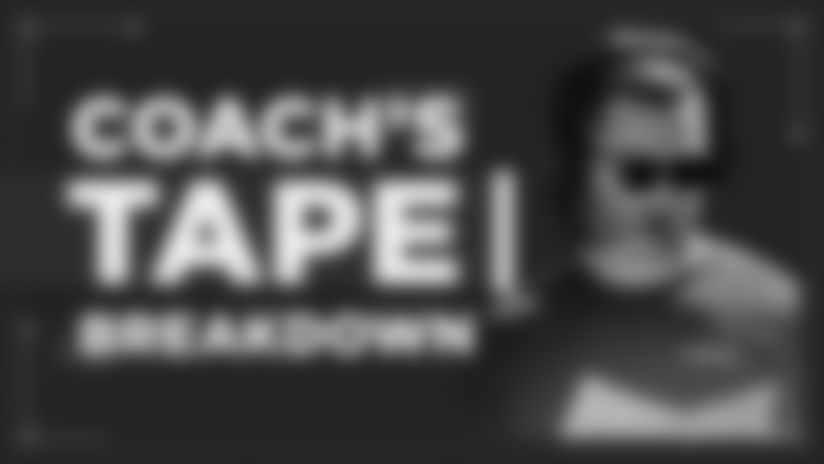 Coach's Tape Breakdown - 'Kirk's Catch-And-Run'