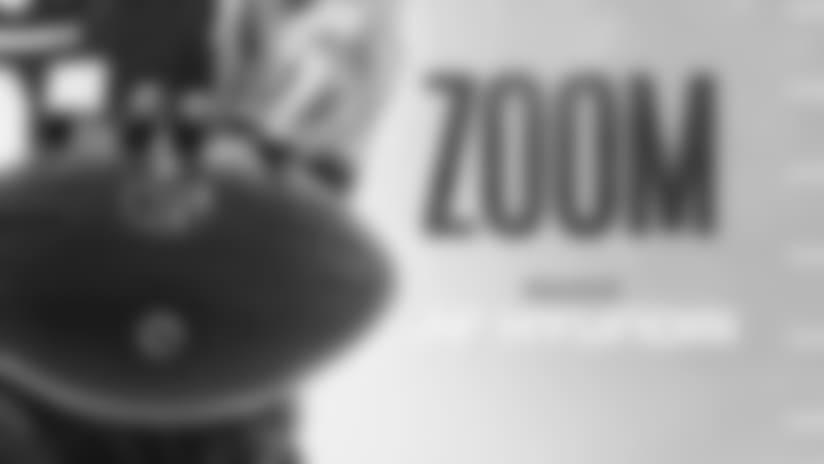 Zoom - Bradford Steps Under Center
